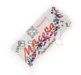 Maceva papír zsebkendő, mandulás, 3 rétegű, 100 db, 21x17