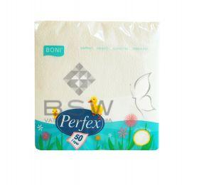 Boni Perfex 100% cellulóz szalvéta, 1 rétegű