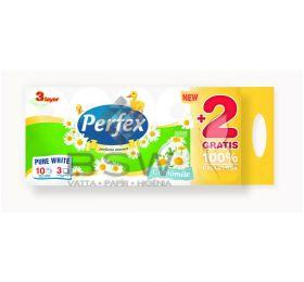 Boni Perfex Parfüme Essence, 100% cellulóz WC papír