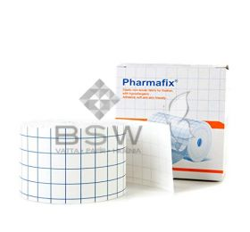 Pharmafix non-woven dressing retention sheet