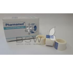 Pharmamed paper based adhesive tape