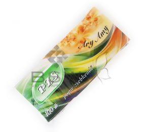 PZS papír zsebkendő, ary amy, 3 rétegű, 100 db, 20x17
