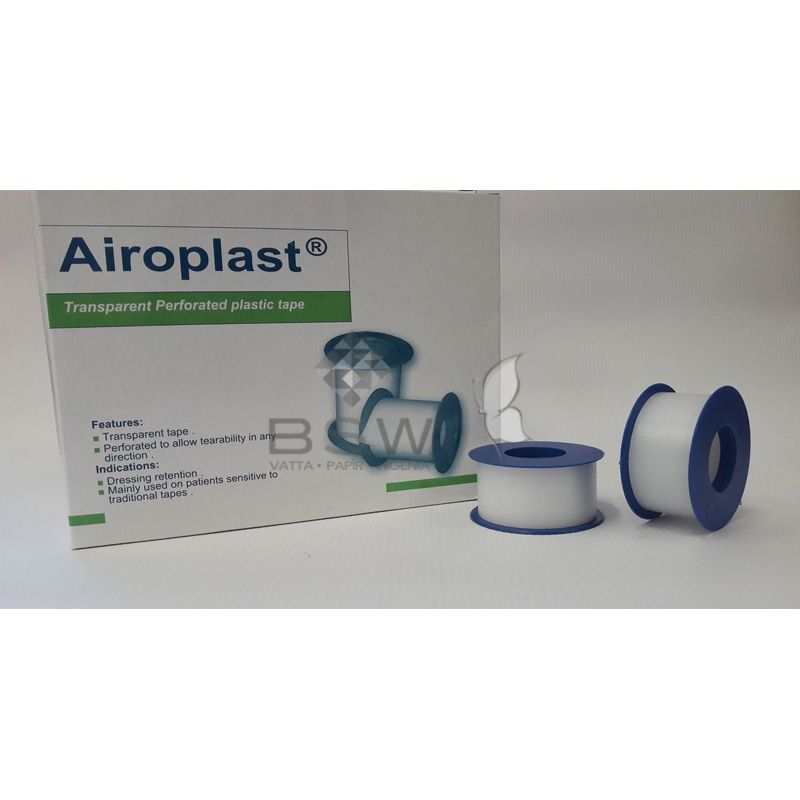 Airoplast transparent tape