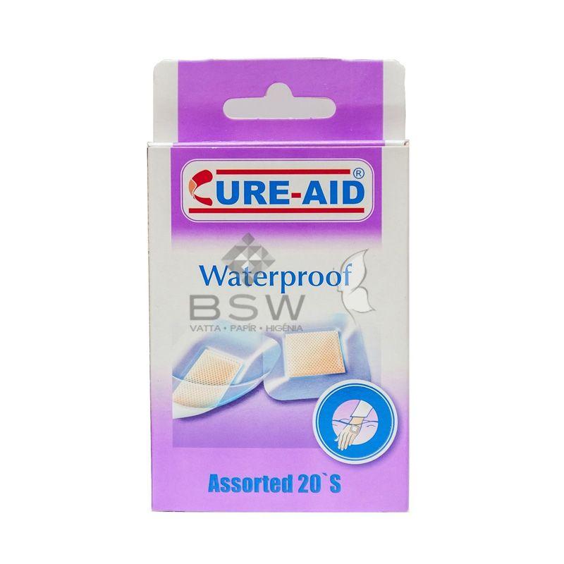 Sebtapasz, vízálló / Waterproof – 20db sebtapasz/doboz